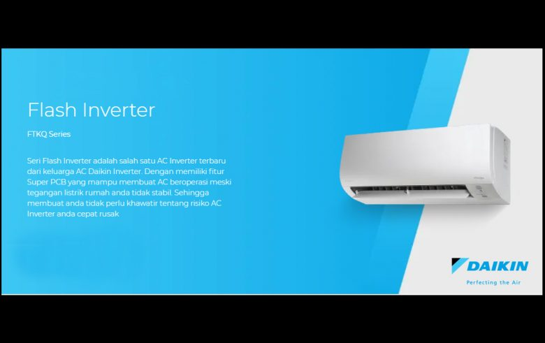 AC Inverter Terbaru